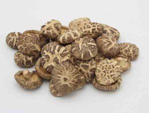 Shiitake mushrooms image